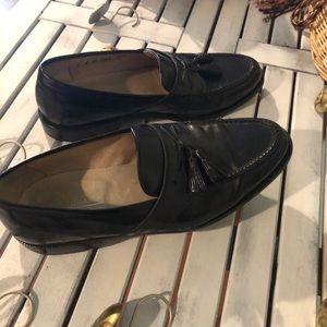 Johnston & Murphy Black Cellini Formal Shoes Final